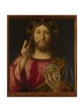 Salvator Mundi, 1519 Giclee Print by Andrea Previtali