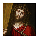 Christ Carrying the Cross Giclee Print by Niccolò Frangipane