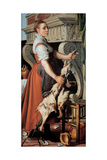 The Cook, 1559 Giclee Print by Pieter Aertsen