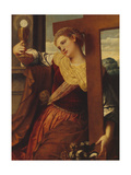 The Allegory of Faith Giclee Print by Moretto Da Brescia