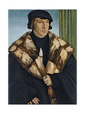 Portrait of Ruprecht Stüpf Giclee Print by Barthel Beham
