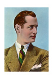Robert Montgomery (1904-198), American Actor and Director, Early 20th Century Giclee Print