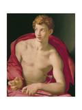 Saint Sebastian, 1533 Giclee Print by Agnolo Bronzino