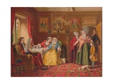Country Cousin, C1847 Giclee Print by Richard Redgrave