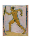 The Wayfarer, 1914 Impression giclée par Koloman Moser