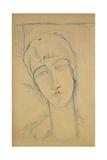 Anna Akhmatova (Ritratto Di Donna Ross), 1915 Giclee Print by Amedeo Modigliani