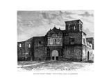 Church of San Francisco, Panama, Central America, 19th Century Giclee Print by  Taylor