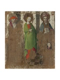 Three Saints, C. 1450 Giclee Print by Stephan Lochner