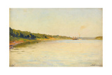 The Volga River Bank, 1889 Giclee Print by Isaak Ilyich Levitan