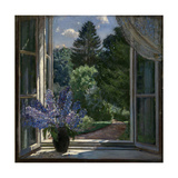View from a Window, 1939 Giclee Print