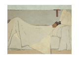 Au Lit (In Be), 1891 Giclee Print by Édouard Vuillard