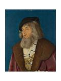 Portrait of a Man, 1514 Giclee Print by Hans Baldung