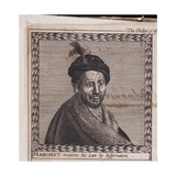 Muhammad (From: the Order of the Inspirat), 1659 Giclee Print