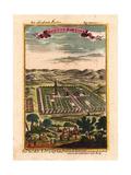 Die Alte Stadt Babel, 1719 Giclee Print