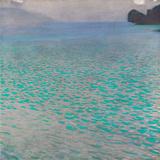 Lake Attersee, 1901 Stampa giclée di Gustav Klimt