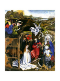 Nativity, C.1425 Giclee Print by Robert Campin
