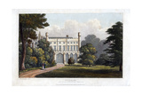 Wonham, Surrey, Seat of Lord Templeton, C1827 Giclee Print by Frederick Wilton Litchfield Stockdale