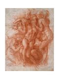 Lamentation, Ca 1530 Giclee Print by  Michelangelo Buonarroti