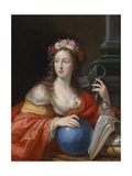 Allegory of Intelligence Giclee Print by Cesare Dandini