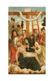 Pietá Giclee Print by Juan De borgoña