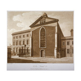 Rolls Chapel, Chancery Lane, City of London, 1800 Giclee Print by Samuel Ireland