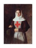 A Nurse, 1886 Giclee Print by Nikolai Alexandrovich Yaroshenko