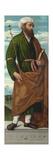 Saint Joseph, C.1540 Giclee Print by Moretto Da Brescia