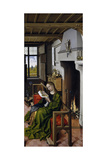 Saint Barbara, 1438 Giclee Print by Robert Campin