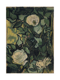 Roses, 1890 Giclee Print by Vincent van Gogh