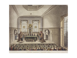 Apothecaries' Hall, London, C1780 Giclee Print by John Carter