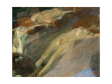 Moving Water, 1898 Giclee Print by Gustav Klimt