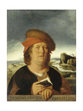 Portrait of Paracelsus Giclee Print by Quentin Massys