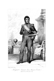 Laurent Jean Francois Truguet (1765-183), French Admiral, 1839 Giclee Print by  Geille