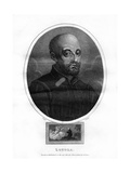 St Ignatius Loyola Giclee Print by  Page