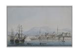 Smyrna, 1820 Giclee Print by Maxim Nikiphorovich Vorobyev