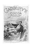 Advertisement for Cadbury's Cocoa, 1890 Giclee Print