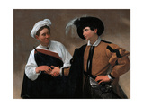 Good Luck, 1595 Giclee Print by  Caravaggio