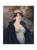 Anne Hamilton, 1805 Giclee Print by John James Masquerier