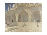 The Pearl Mosque (Moti Masji), Delhi, 1880S Giclee Print by Vasili Vasilyevich Vereshchagin