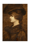 Nancy, 1906 Giclee Print by Cw Quinnell