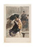 Out of Luck (La Baiss), End of 19th C Giclee Print by Philippe Jacques Linder