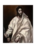 Saint Bartholomew Giclee Print by  El Greco
