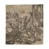 The Ill-Assorted Couple, C. 1495 Giclee Print