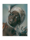Africa Giclee Print by Rosalba Giovanna Carriera
