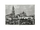 Kiev, Ukraine, 1879 Giclee Print by  Taylor