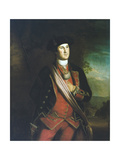 George Washington (1732-179), First President of the Usa Giclee Print