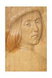 Head of a Youth Giclee Print by Lorenzo di Credi