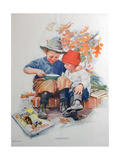 Advert for Cream of Wheat, American Hot Breakfast Cereal, 1923 Giclee Print