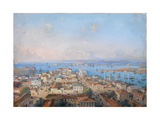 View of Sevastopol, 1860S-1870S Giclee Print by Carlo Bossoli