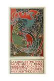 La Libre Esthétique, 1898 Giclee Print by Gisbert Combaz